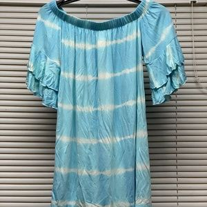 NWT Simply Southern Juniors Top Large
